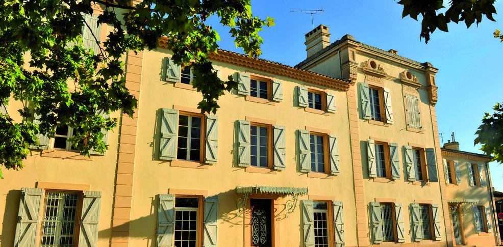 H tel la r sidence du ch teau de jouarres h tel de charme azille 11 - Residence languedoc rennes ...