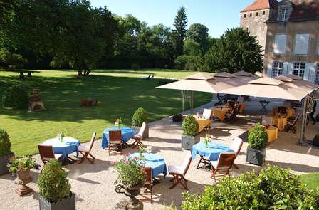 Week-end avec dîner à proximité de Vezelay