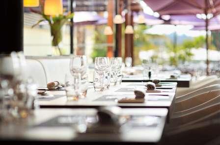 Week-end détente avec dîner près d'Antibes