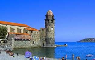 Week end en famille à Collioure