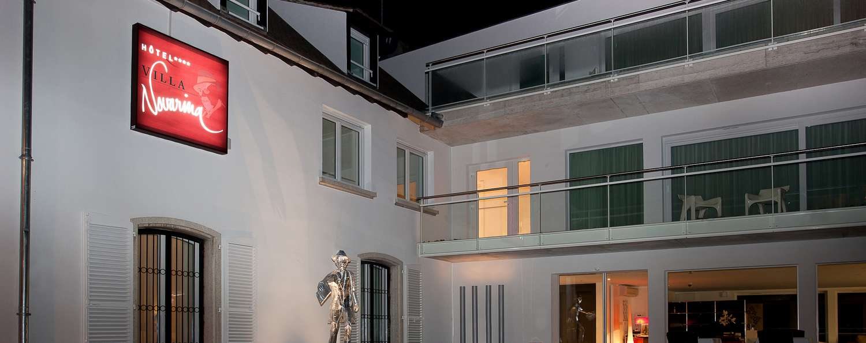 H tel spa villa novarina h tel de charme strasbourg for Salon mer et vigne strasbourg 2017
