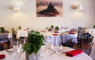 Weekend met diner op Mont Saint-Michel