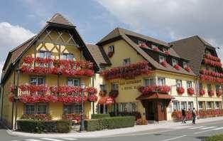 Offre spéciale : Week-end détente à proximité des marchés de noël d'Alsace