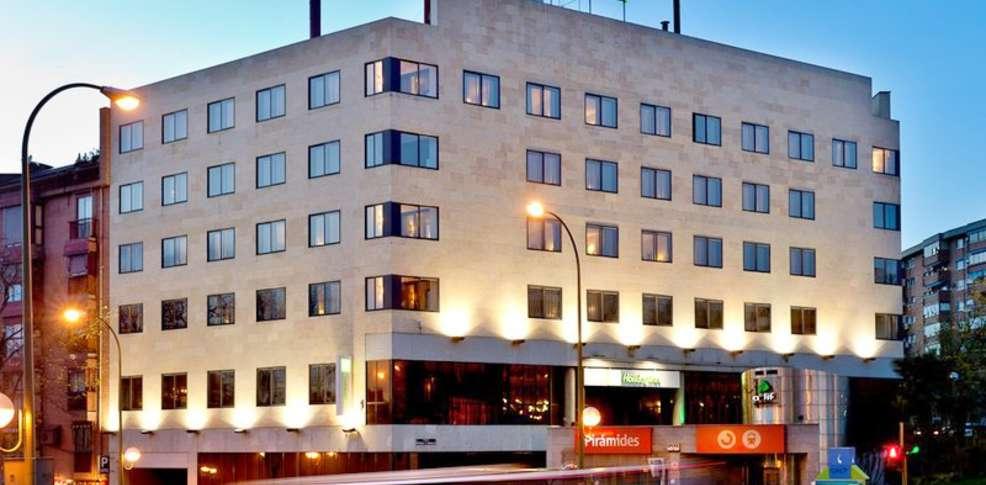 Hotel holiday inn madrid pir mides hotel madrid - Hotel mediterranea madrid ...