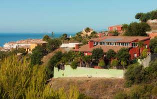 Escapada boutique con jacuzzi y buenas vistas en la cima de Marbella