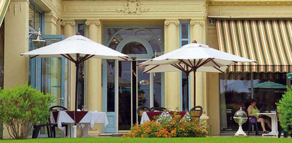 H tel vacances bleues royal westminster h tel de charme for Le jardin restaurant le touquet