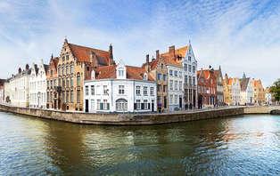 Week-end city trip à Bruges