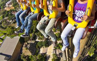 Especial Aventura : Escapada con entradas al Parque PortAventura incluídas (desde 2 noches)
