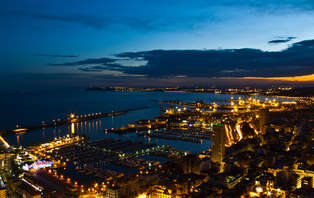 Vive Alicante en Pensión Completa