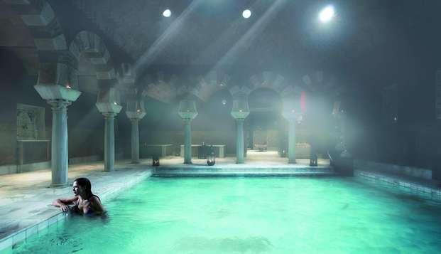 Escapada Hammam: Vive los Baños Árabes en Málaga en Weekendesk por 118.00€