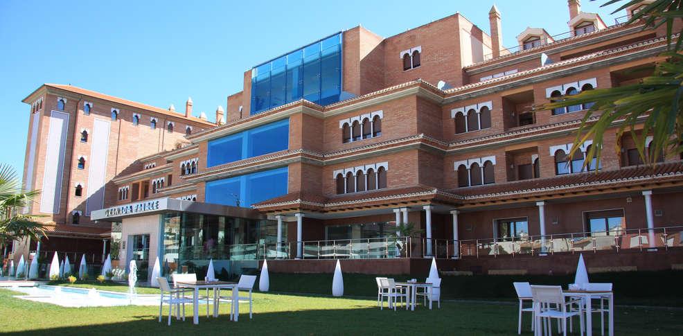 Hotel granada palace h tel de charme monachil for Reservation hotel pas chere
