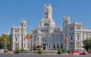 Escapada especial con visita guiada en Madrid