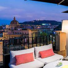 Arrangementen met de beste terrassen