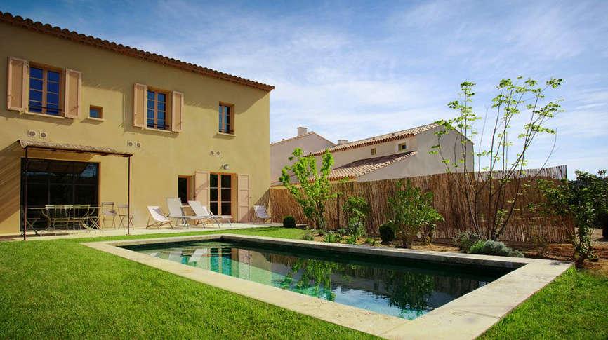 Hotel les jardins de saint beno t charmehotel saint - Saint laurent de la cabrerisse les jardins de saint benoit ...