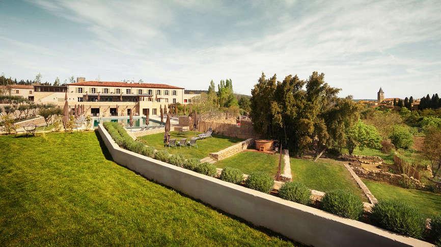 hotel les jardins de saint beno t charmehotel saint laurent de la cabrerisse. Black Bedroom Furniture Sets. Home Design Ideas