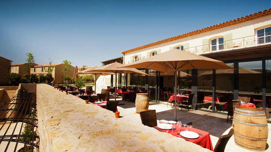 Hotel les jardins de saint beno t charmehotel saint - Saint cyprien les jardins de neptune ...