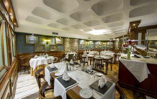 Escapada 5* con cena gastronómica en Santiago