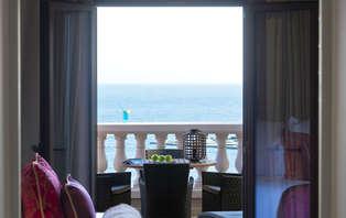Offre spéciale : Week-end de charme sur la côte d'azur en chambre vue mer