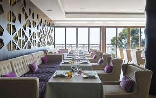 Week-end détente avec dîner sur la Côte d'Azur