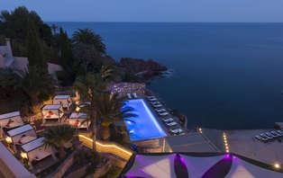 Week-end détente en chambre Supérieure sur la Côte d'Azur