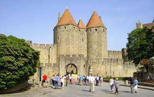Offre spéciale : Week-end à Carcassonne