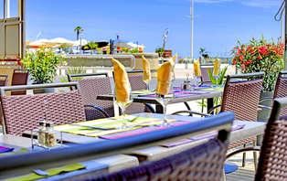 Week-end détente avec dîner à Canet-en-Roussillon