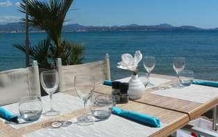 Offre spéciale : Week-end avec dîner entre Cannes et Saint-Tropez