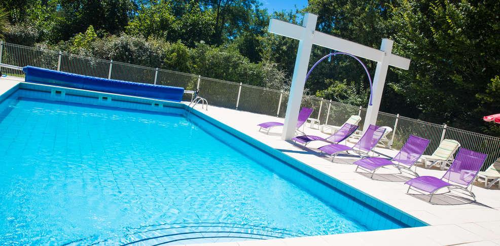 H tel les jardins du lac h tel de charme saint paul les dax for Saint paul piscine