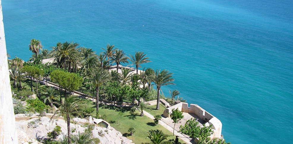 Hotel apartamentos puerto mar h tel de charme pe iscola for Appart hotel etretat