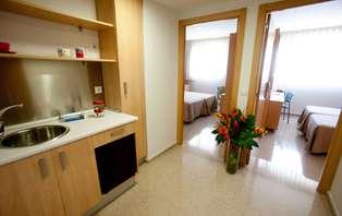 Escapada en apartamento cuádruple cerca de Alicante