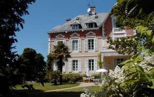 Offre Spéciale romantique: Week-end de charme en amoureux, sur la côte Basque, à côté de Biarritz