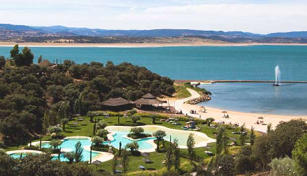 Oferta Exclusiva: Romántica con cena en La Isla de Valdecañas (Mínimo 2 noches) en Weekendesk por 99.00€