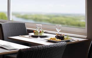 Offre spéciale : Week-end détente avec diner 3 plats près de Giverny