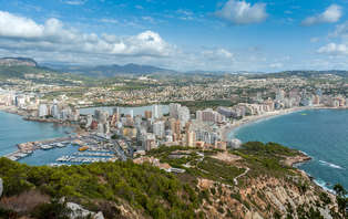 Escapada con cena: relájate en Alicante
