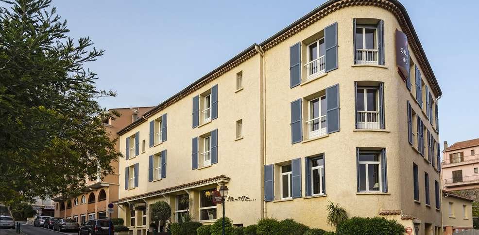 Qualys h tel matisse h tel de charme sainte maxime for Reservation hotel paca