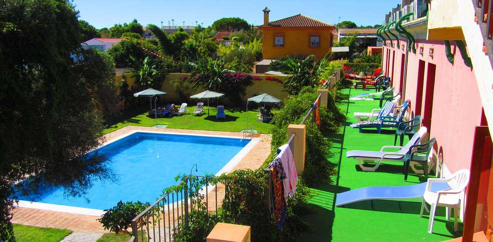 Hotel pinomar h tel de charme el puerto de santa mar a - Hotel las dunas puerto ...