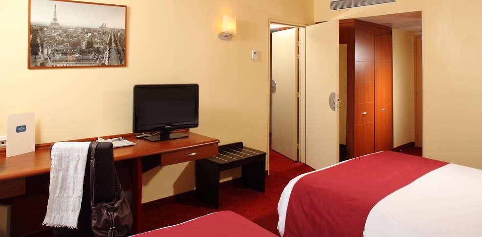 Hotel l 39 elys e val d 39 europe disneyland paris charmehotel serris 77 - Chambre thema parijs ...