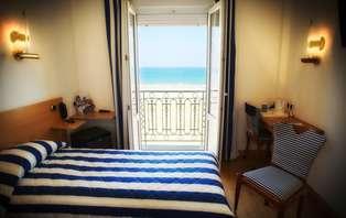 Week-end en chambre vue mer à Saint Malo