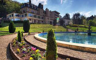 Week-end détente avec dîners dans un cadre idyllique au Luxembourg (à partir de 2 nuits)