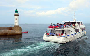 Offre spéciale été: Week-end avec traversée en bateau à Belle-Ile-en-Mer