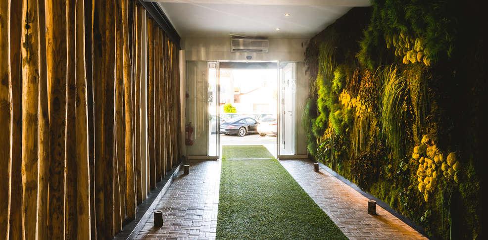 Vila de la mar design h tel et spa h tel de charme for Hotel design andalousie
