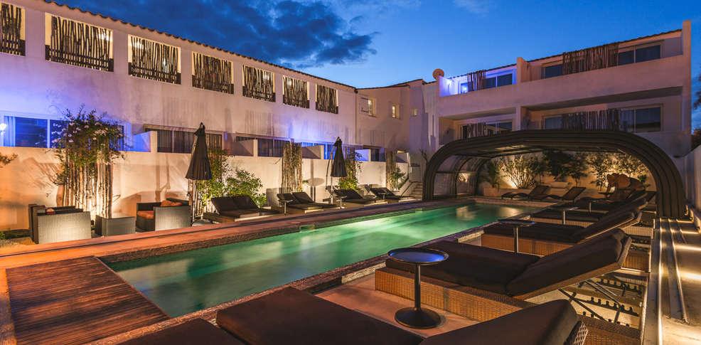 Vila de la mar design h tel et spa h tel de charme for Hotel design paca