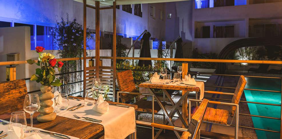 Vila de la mar design h tel et spa h tel de charme for Hotel design gand