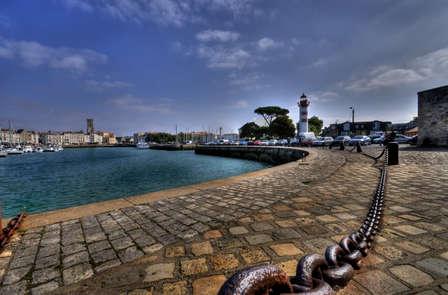 Séjour au cœur de la Rochelle, à 1 minute à pied du Port