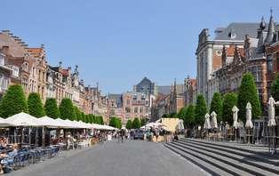 Week-end de charme près de Louvain