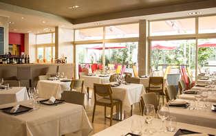 Week-end détente avec dîner (3 plats) à Cannes