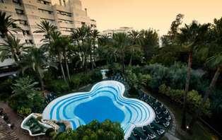 Escapada en Apartamento con spa y niños gratis en Marbella