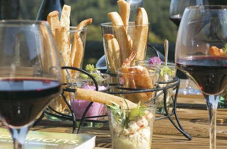 Week-end avec dîner, aux portes de l'Ardèche