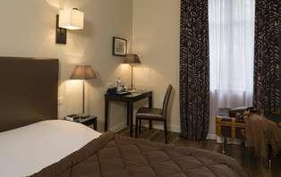 Offre spéciale : Séjour romantique avec champagne en chambre à Strasbourg