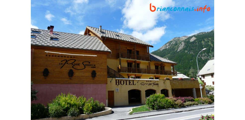 H tel le mont thabor h tel de charme la salle les alpes 05 for Reservation hotel pas chere